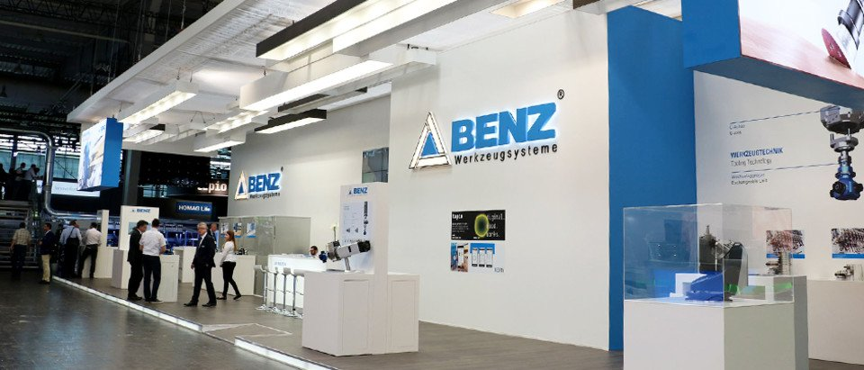 Experience BENZ Tooling live at trade fairs