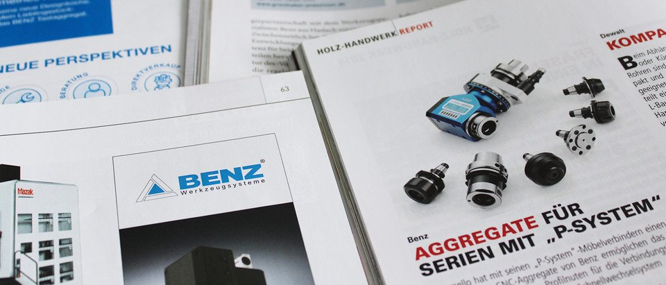 Press articles and press releases | © BENZ GmbH Werkzeugsysteme, 2015
